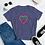 Thumbnail: Hot Heart Women's short sleeve t-shirt