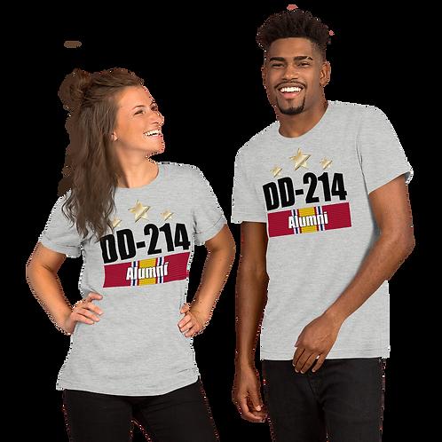 DD-214 Short-Sleeve Unisex T-Shirt