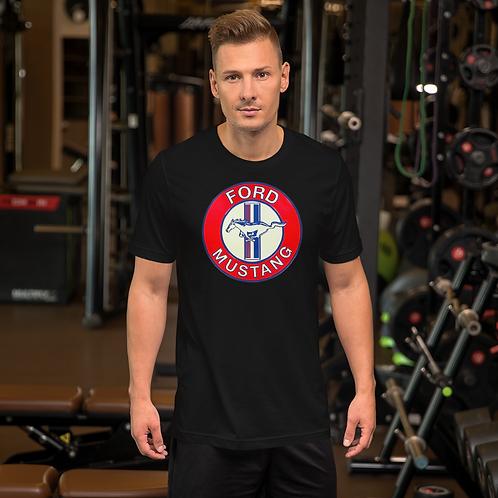 MUSTANG Short-Sleeve Unisex T-Shirt