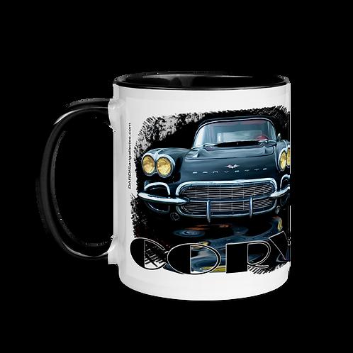 Corvette Mug with Color Inside