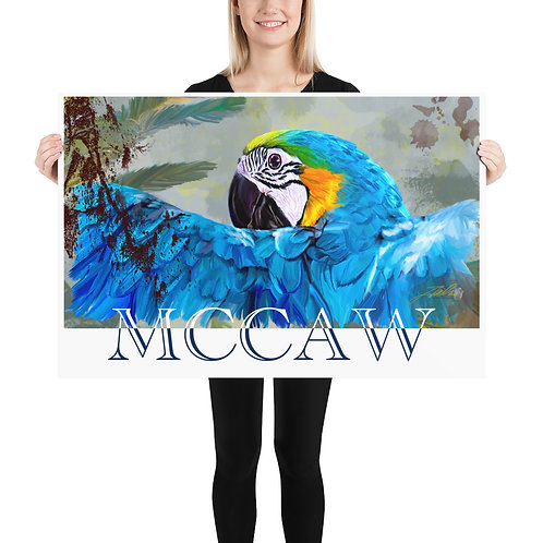 MCCAW Poster