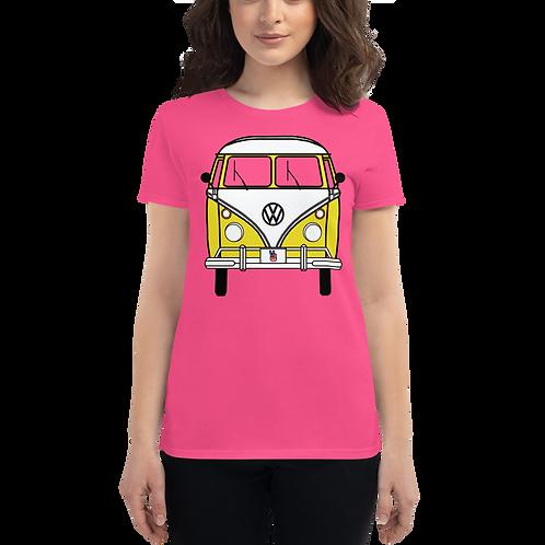 VW BUS Women's short sleeve t-shirt