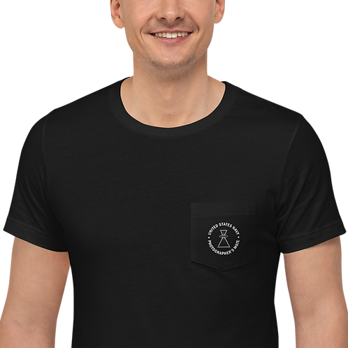 PH NO WINGS Unisex Pocket T-Shirt