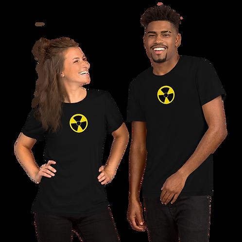 RADIO ACTIVE Short-Sleeve Unisex T-Shirt