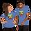 Thumbnail: Palm Beach Groves Short-Sleeve Unisex T-Shirt