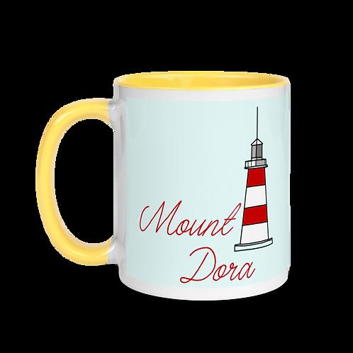 MOUNT DORA LIGHT Mug with Color Inside