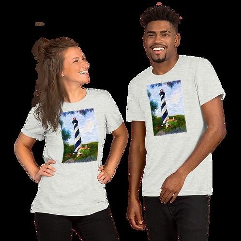 SAINT AUGUSTINE LIGHTHOUSE Short-Sleeve Unisex T-Shirt