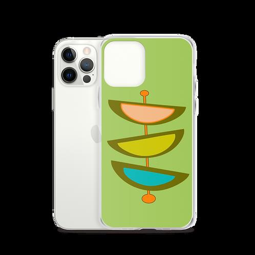 Mid Century Design 208 iPhone Case