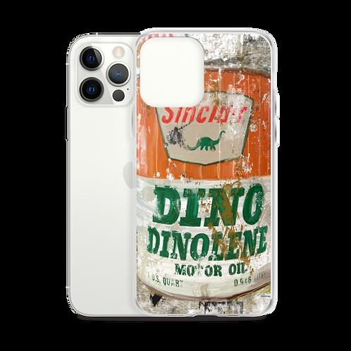 Sinclair Oil iPhone Case