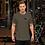 Thumbnail: Mid Century Design 200 - grey Short-Sleeve Unisex T-Shirt