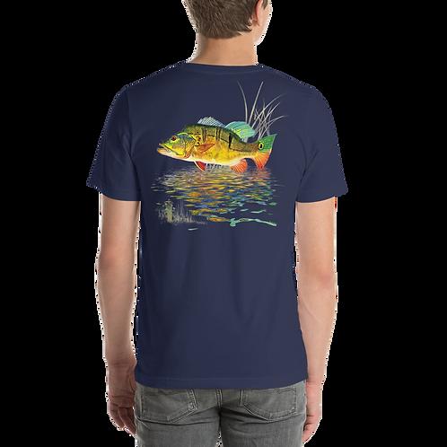 Peacock Bass Short-Sleeve Unisex T-Shirt