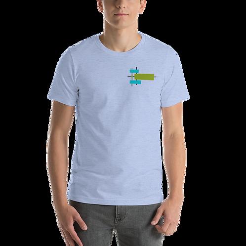Mid Century Design 205 Short-Sleeve Unisex T-Shirt