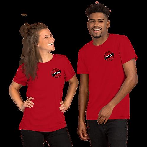 ORLANDO STAMP Short-Sleeve Unisex T-Shirt