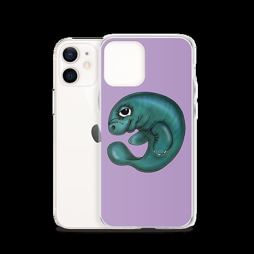 Buoy the Manatee iPhone Case