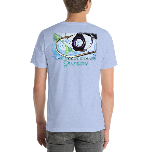 Bahamas Hook & Eye Short-Sleeve Unisex T-Shirt