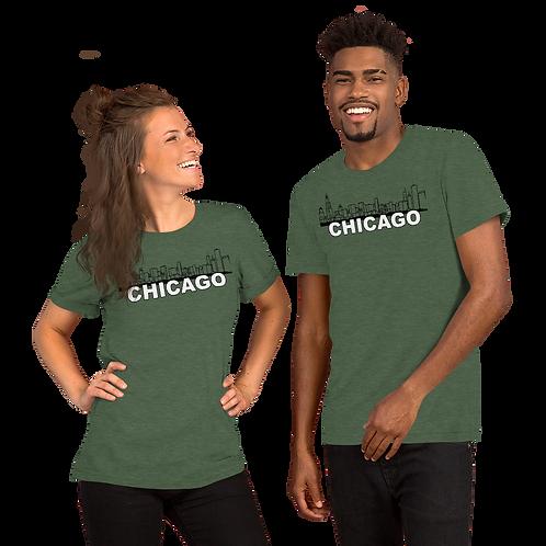 CHICAGO Short-Sleeve Unisex T-Shirt