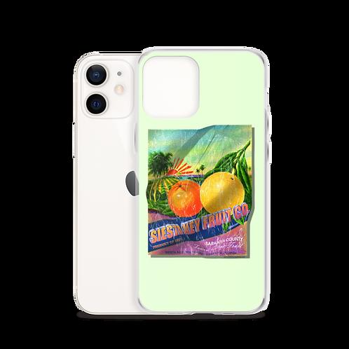 Siesta Key Fruit Co. iPhone Case