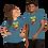 Thumbnail: Jupiter Groves Short-Sleeve Unisex T-Shirt