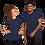 Thumbnail: HILLSBORO INLET LIGHTHOUSE chest Short-Sleeve Unisex T-Shirt