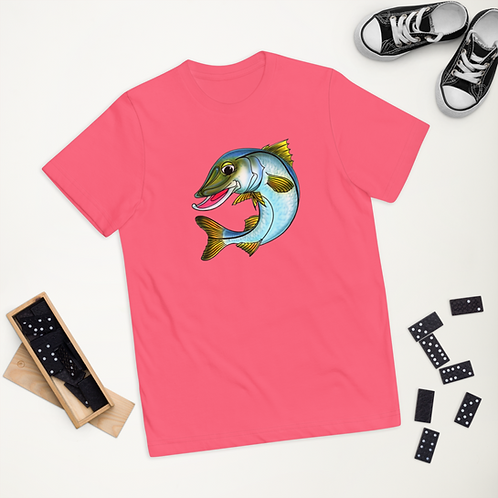 """""""HALYARD THE SNOOK"""" Youth jersey t-shirt"""