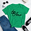 Thumbnail: Te Amo Women's short sleeve t-shirt