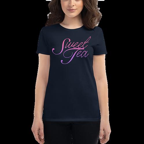Sweet Tea Pink Women's short sleeve t-shirt