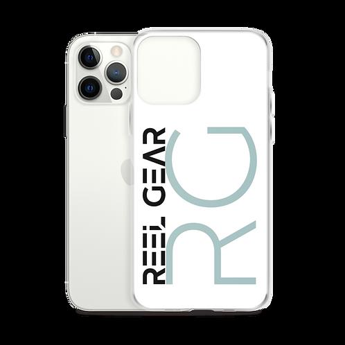 REEL GEAR Logo iPhone Case