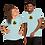 Thumbnail: RADIO ACTIVE Short-Sleeve Unisex T-Shirt