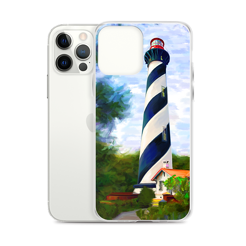 St. Augustine Lighthouse iPhone Case