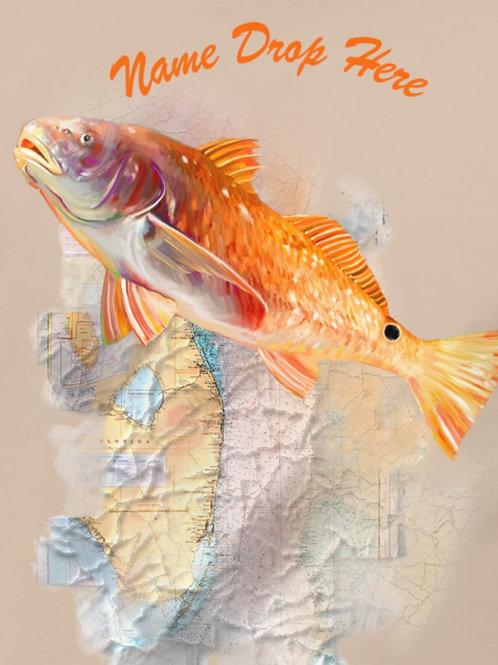 WHOLESALE Florida Redfish w/namedrop