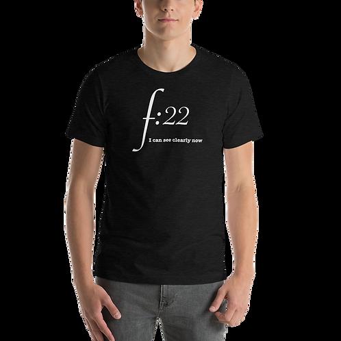 f:22 Short-Sleeve Unisex T-Shirt