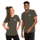 Thumbnail: DD-214 Grey Short-Sleeve Unisex T-Shirt