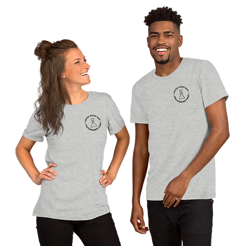 PH no wings small chest Short-Sleeve Unisex T-Shirt