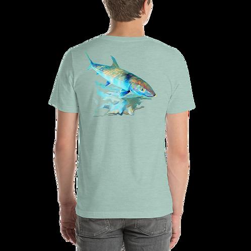 Bone Fish Short-Sleeve Unisex T-Shirt