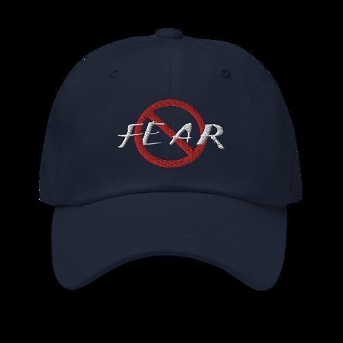 NO FEAR Dad hat