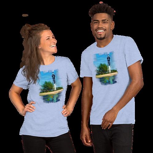 HILLSBORO INLET LIGHTHOUSE Short-Sleeve Unisex T-Shirt