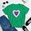 "Thumbnail: ""eyes"" heart Women's short sleeve t-shirt"