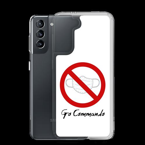 Go Commando Samsung Case