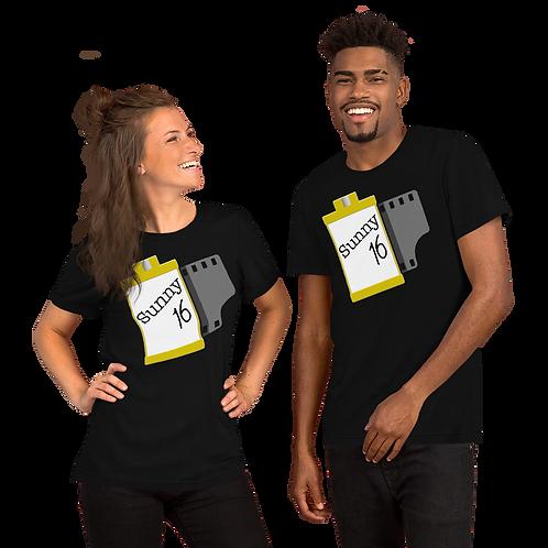 Sunny 16 yellow Short-Sleeve Unisex T-Shirt