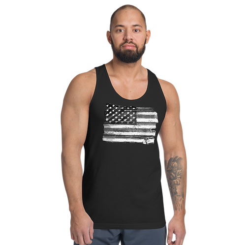 We the People Flag Classic tank top (unisex)