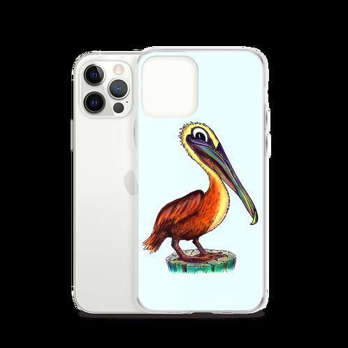 Scuttlebutt the Pelican iPhone Case
