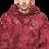 Thumbnail: PH NO WINGS Unisex Champion tie-dye hoodie