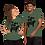 Thumbnail: MEAT TEMPERATURES Short-Sleeve Unisex T-Shirt