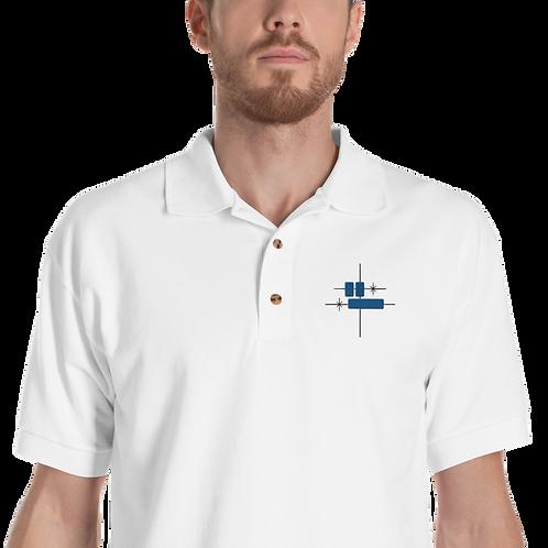 Design 204 Embroidered Polo Shirt