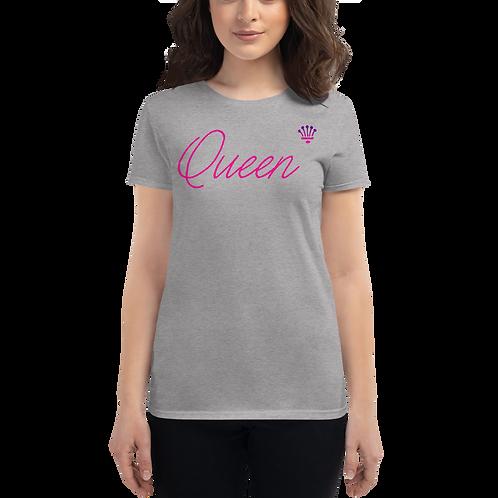 Queen Women's short sleeve t-shirt