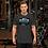 Thumbnail: Black Vette Short-Sleeve Unisex T-Shirt
