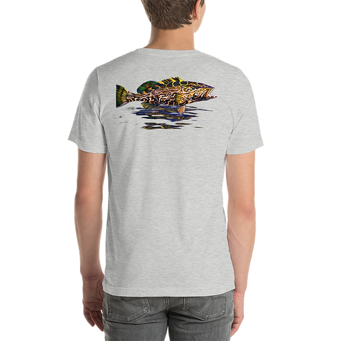 Black Grouper Short-Sleeve Unisex T-Shirt