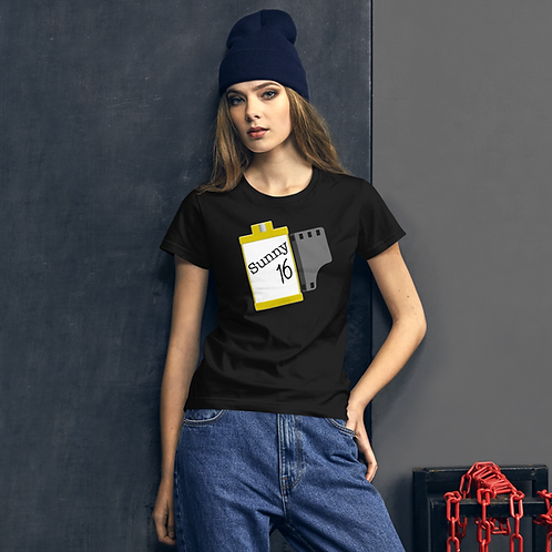 Sunny 16 yellow Women's short sleeve t-shirt