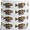 Thumbnail: Black Grouper Mug with Color Inside