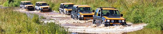 Self Drive Jeep Safari